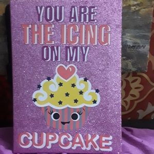 You Are The Icing on my CupCake picture frame